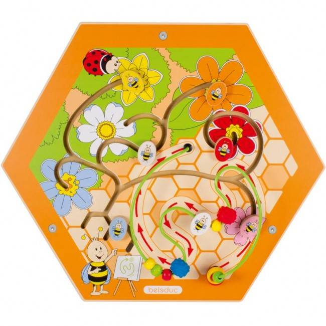 jeu mural pour coin jeux