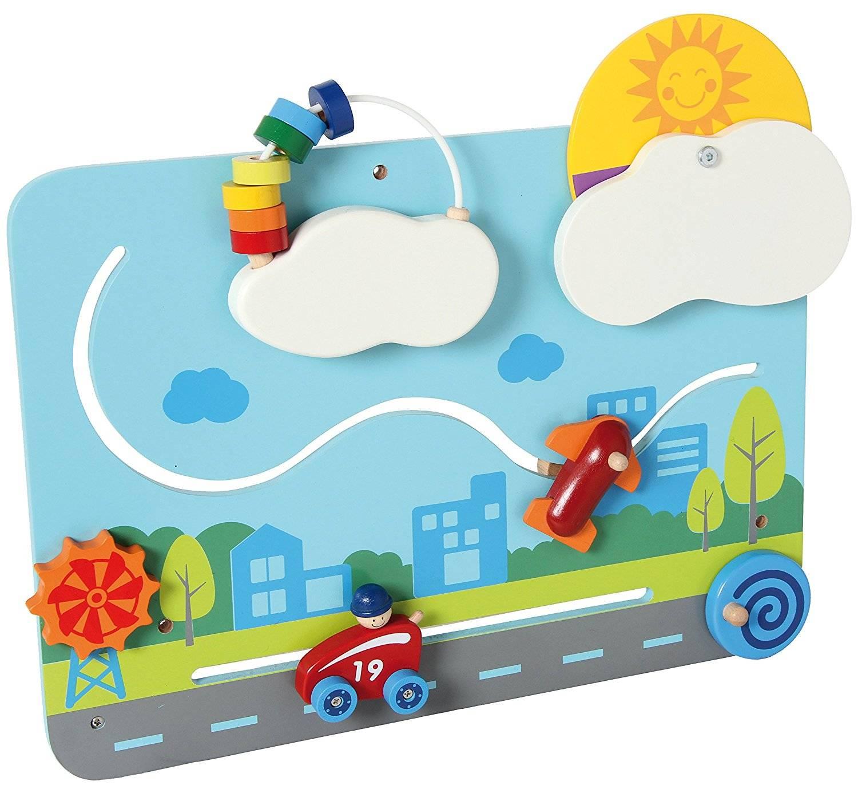 jeu mural Paysage - L'ilot educatif