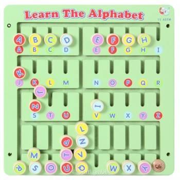 Jeu mural Alphabet