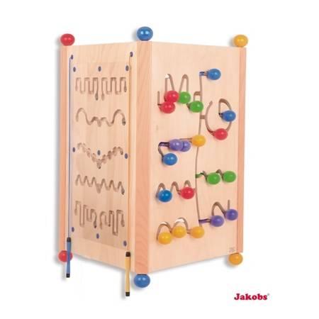ensemble de trois grands jeux muraux amenagement espace jeux enfant. Black Bedroom Furniture Sets. Home Design Ideas