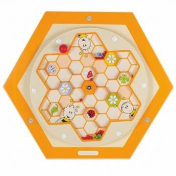 Jeu mural Abeille : la ruche