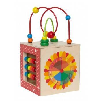 Cube Découverte multi-activités